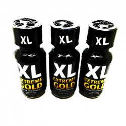 XL Extreme Gold Room Aroma x 3
