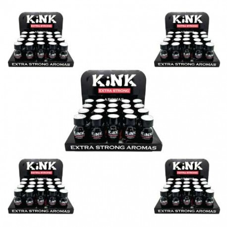 Kink Poppers x 100 - uk poppers No1