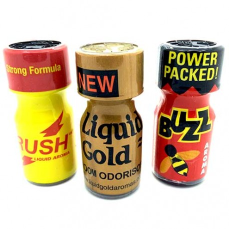 Mini Multi Pack - Buy cheap poppers from UK Poppers online